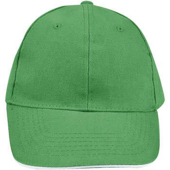 Tekstilni dodatki Kape s šiltom Sols BUFFALO Verde Blanco Multicolor