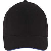 Tekstilni dodatki Kape s šiltom Sols BUFFALO Negro Azul Multicolor
