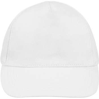 Tekstilni dodatki Kape s šiltom Sols BUZZ Blanco Multicolor