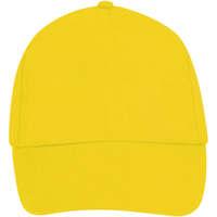 Tekstilni dodatki Kape s šiltom Sols BUZZ Amarillo Multicolor