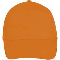 Tekstilni dodatki Kape s šiltom Sols BUZZ Naranja Multicolor