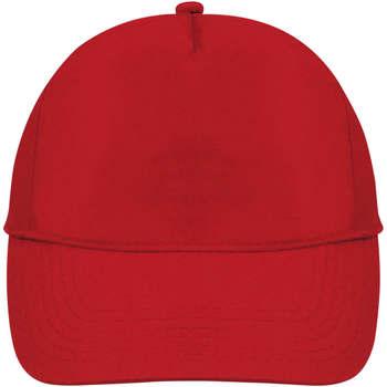 Tekstilni dodatki Kape s šiltom Sols BUZZ Rojo Multicolor