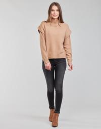 Oblačila Ženske Jeans skinny Replay LUZIEN Črna