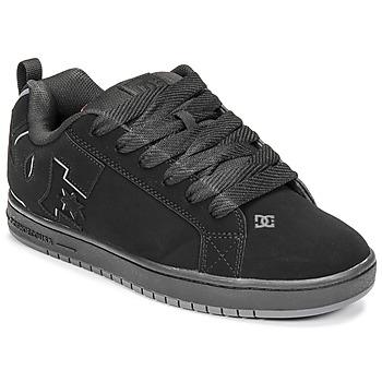Čevlji  Moški Skate čevlji DC Shoes COURT GRAFFIK Črna / Rdeča