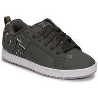 Čevlji  Moški Skate čevlji DC Shoes COURT GRAFFIK Siva / Črna