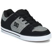 Čevlji  Moški Skate čevlji DC Shoes PURE Siva / Črna