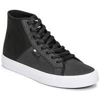 Čevlji  Moški Visoke superge DC Shoes MANUAL HI TXSE Črna / Bela