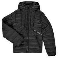 Oblačila Dečki Puhovke Diesel JDWAIN Črna