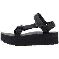 Čevlji  Ženske Sandali & Odprti čevlji Teva  Črna