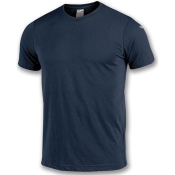 Oblačila Dečki Majice s kratkimi rokavi Joma T-shirt  NIMES bleu marine