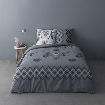 Dom Kompleti posteljnine Mylittleplace ISIDORE Siva