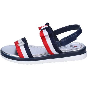 Čevlji  Deklice Sandali & Odprti čevlji Joli BJ998 Modra