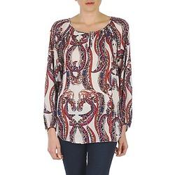 Oblačila Ženske Topi & Bluze Antik Batik BARRY Oranžna