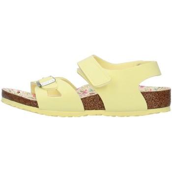 Čevlji  Deklice Sandali & Odprti čevlji Birkenstock 1019683 YELLOW