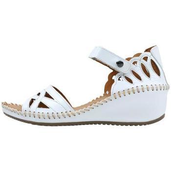 Čevlji  Ženske Sandali & Odprti čevlji Amanda  Bela