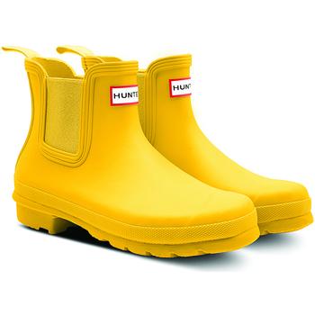 Čevlji  Ženske škornji za dež  Hunter Womens Original Chelsea Boots Wfs2078Rma 2