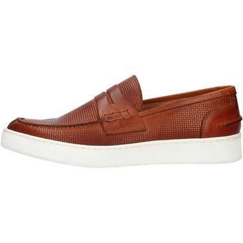 Čevlji  Moški Mokasini Made In Italia 100 Leather
