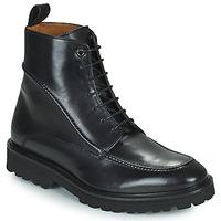 Čevlji  Moški Polškornji Melvin & Hamilton MATTHEW 37 Črna