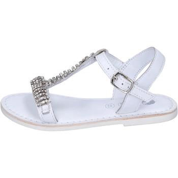 Čevlji  Deklice Sandali & Odprti čevlji Joli BH01 Bela