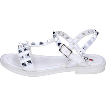 Čevlji  Deklice Sandali & Odprti čevlji Joli BH02 Bela