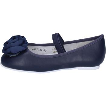 Čevlji  Deklice Balerinke Joli BH03 Modra