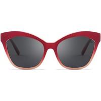Ure & Nakit Sončna očala Hanukeii Laguna Rdeča