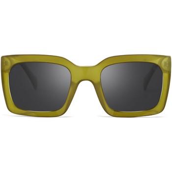 Ure & Nakit Sončna očala Hanukeii Hyde Zelena