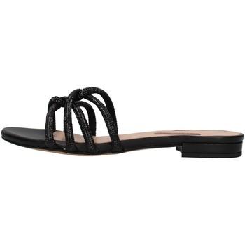 Čevlji  Ženske Natikači Albano 8120 BLACK