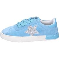 Čevlji  Deklice Nizke superge Holalà BH09 Modra
