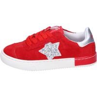 Čevlji  Deklice Nizke superge Holalà BH10 Rdeča
