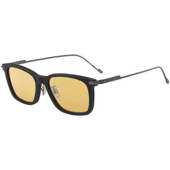 Ure & Nakit Moški Sončna očala Jimmy Choo  Rumena