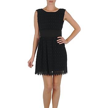 Oblačila Ženske Kratke obleke Eleven Paris DEMAR Črna