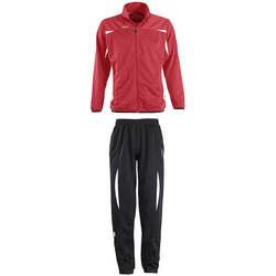 Oblačila Otroci Trenirka komplet Sols CAMP NOU KIDS Rojo Rojo