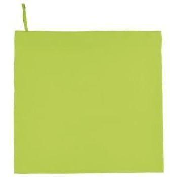Dom Kopalniške brisače in rokavice za umivanje Sols ATOLL 100 Verde Verde