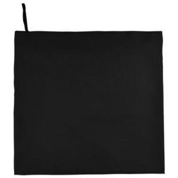 Dom Kopalniške brisače in rokavice za umivanje Sols ATOLL 100 Negro Negro