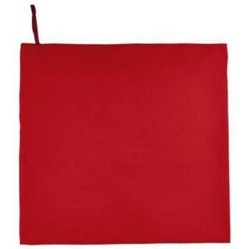 Dom Kopalniške brisače in rokavice za umivanje Sols ATOLL 100 Rojo Rojo