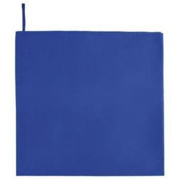 Dom Kopalniške brisače in rokavice za umivanje Sols ATOLL 100 Azul Royal Azul