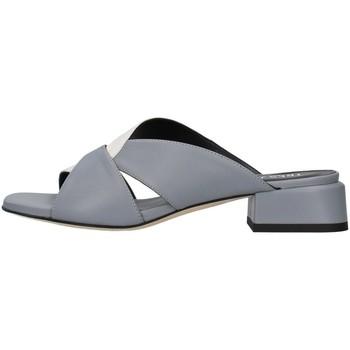 Čevlji  Ženske Natikači Tres Jolie 2082/MUSA GREY