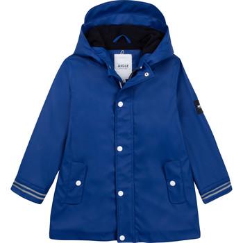 Oblačila Otroci Vetrovke Aigle PAULA Modra