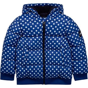 Oblačila Otroci Puhovke Aigle SOLILA Modra
