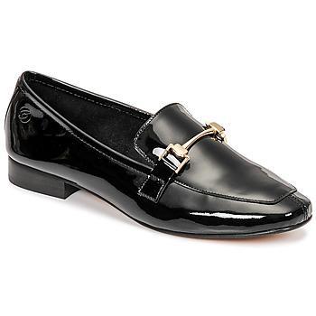 Čevlji  Ženske Mokasini Betty London PANDINO Črna