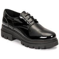Čevlji  Ženske Čevlji Derby Betty London PANDINU Črna