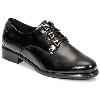 Čevlji  Ženske Čevlji Derby Betty London PANDINE Črna