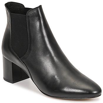 Čevlji  Ženske Gležnjarji Betty London PANDINOU Črna