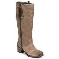 Čevlji  Ženske Mestni škornji    Betty London ELOANE Taupe