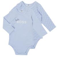 Oblačila Dečki Pižame & Spalne srajce BOSS SEPTINA Modra