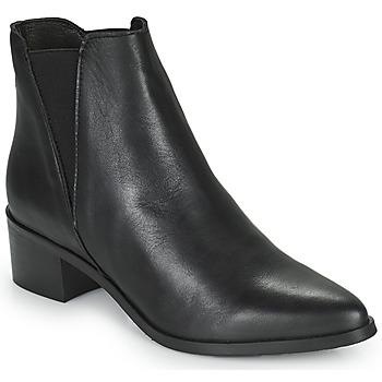 Čevlji  Ženske Gležnjarji Betty London PERDRIX Črna