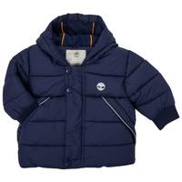 Oblačila Dečki Puhovke Timberland ASSAGAC Modra