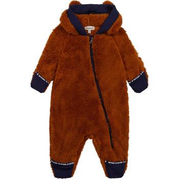 Oblačila Dečki Puhovke Timberland AGNATE Kostanjeva