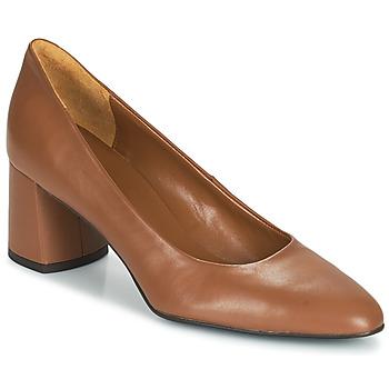 Čevlji  Ženske Salonarji Betty London  Cognac